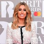 Warrington Guardian: Stacey Solomon turns up to Loose Women in last night's clothes and a pair of hotel slippers