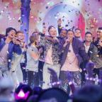 Warrington Guardian: Five To Five are crowned Let It Shine winners