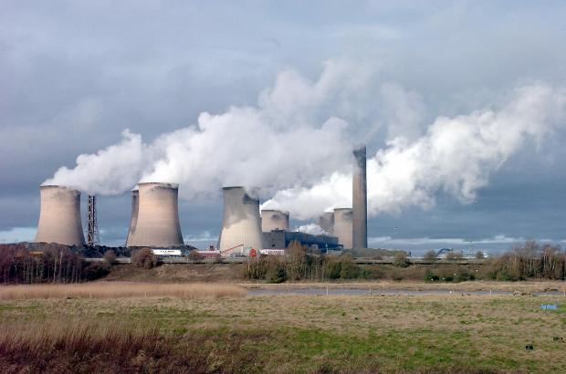 Fiddlers Ferry power station has secured a new contract