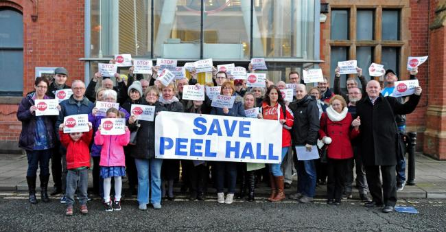 LETTER: 'Plans to build 1,200 homes at Peel Hall will cause havoc for residents'