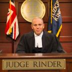 Warrington Guardian: Judge Rinder: 'The way I see the world is down to my mum'