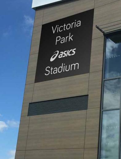 asics stadium