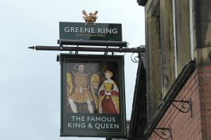 IN PICTURES: The Famous King and Queen unveils new look after 40 year wait