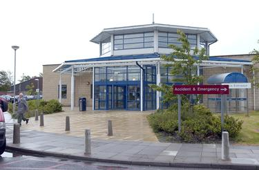 Warrington Guardian: Warrington Hospital