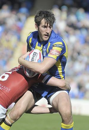 Warrington Guardian: Ratchford signs new deal at the Wire. Click here to read more