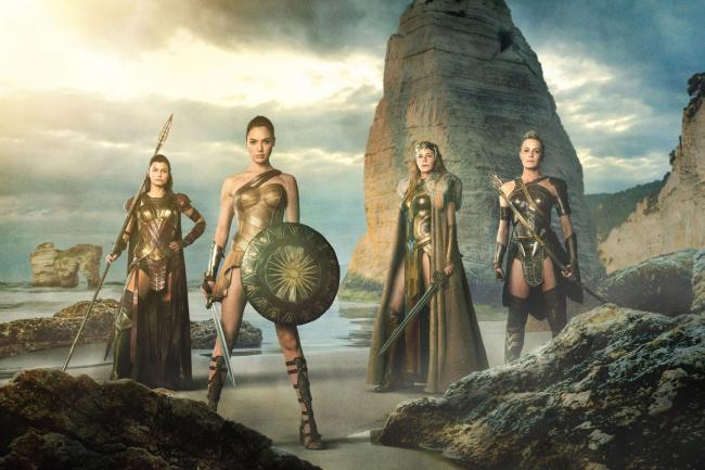 Cinema review: Wonder Woman - Lack of girl power