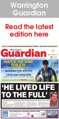 Warrington Guardian: Warrington Guardian