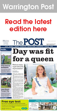 Warrington Guardian: Warrington Post