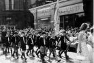 Remember when - pictures of Warrington Walking Day through the decades