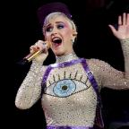 Warrington Guardian: Katy Perry thanks Glastonbury for making her cool