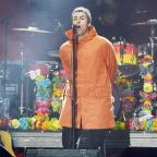 Warrington Guardian: Liam Gallagher dedicates Glastonbury song to terror and fire victims