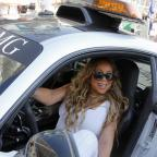 Warrington Guardian: Mariah Carey jets to Azerbaijan for Grand Prix