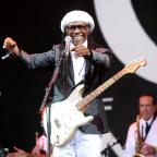 Warrington Guardian: Chic's Nile Rodgers praises 'unreal spirit' of volunteers after Grenfell fire