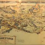 Warrington Guardian: Disneyland's first colour map fetches £556,000 at auction