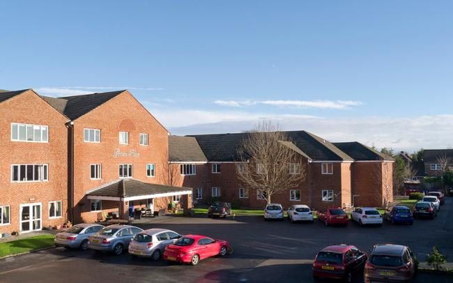 Green Park Care Home In Penketh Has Been Placed Into Special Measures By The Quality