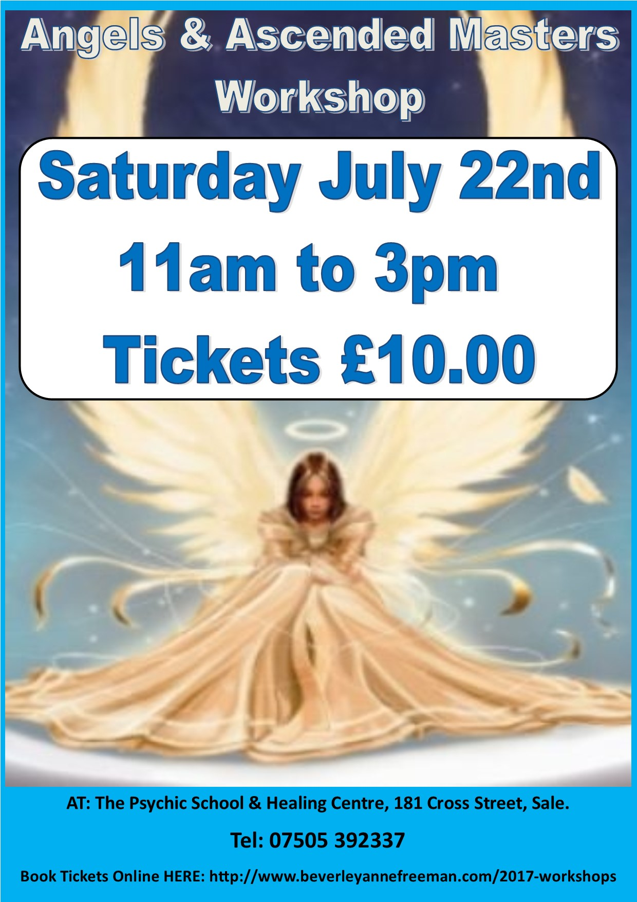Angels and Ascended Masters Workshop