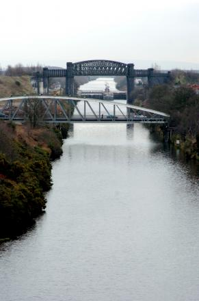Swing bridge use increased by more than 40 per cent at rush hour