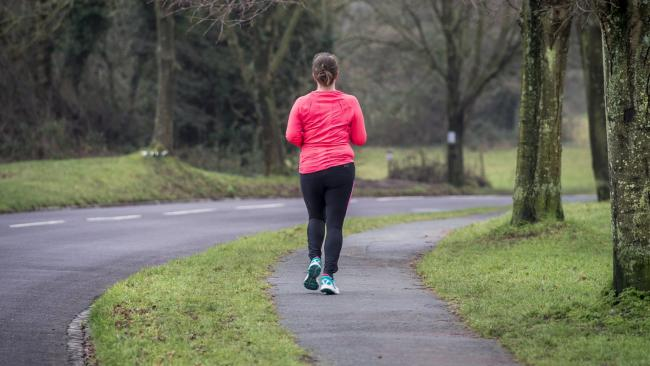 LETTER: Plea for joggers to keep more distance to avoid spreading Covid-19