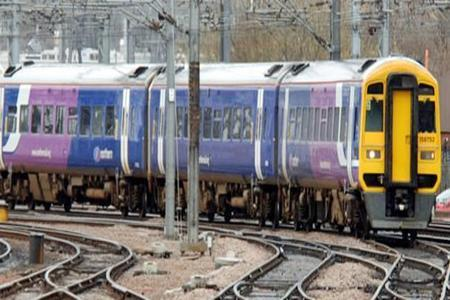 Warrington Guardian: Northern Rail