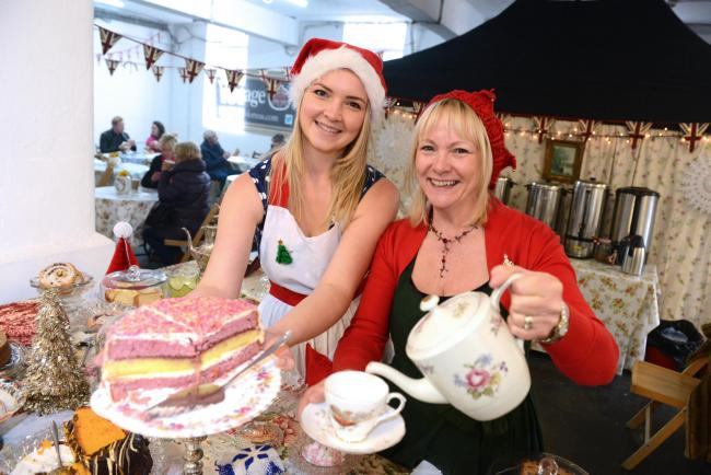 Festive Foodies to get you in the spirit at Tatton this Christmas
