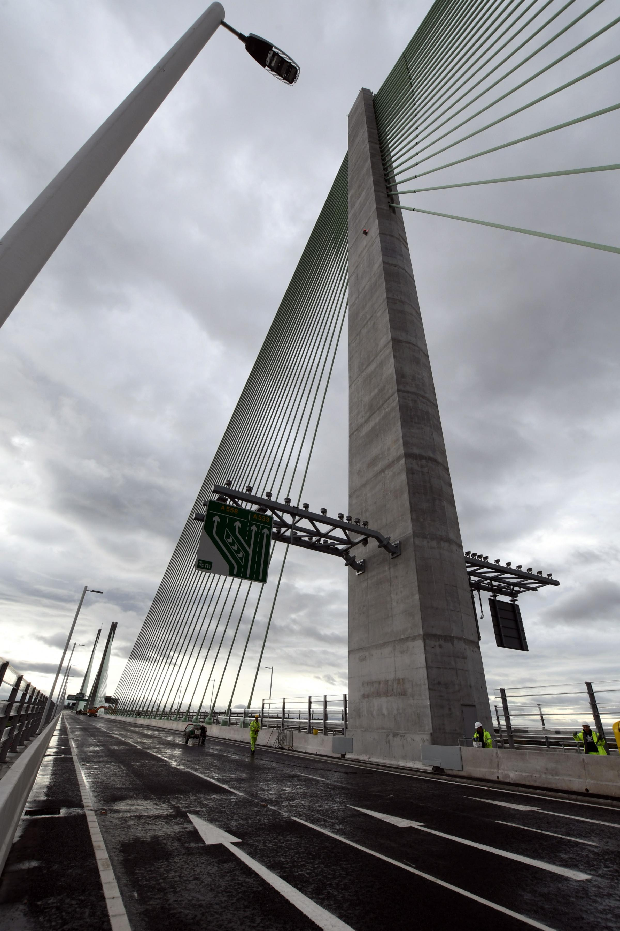 The Traffic Penalty Tribunal will decide appeals against penalties issued for not paying the toll for using the new Mersey Gateway