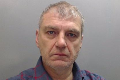 Brian Giles has been jailed for sexually abusing a girl for two years when she was aged as young as 12.