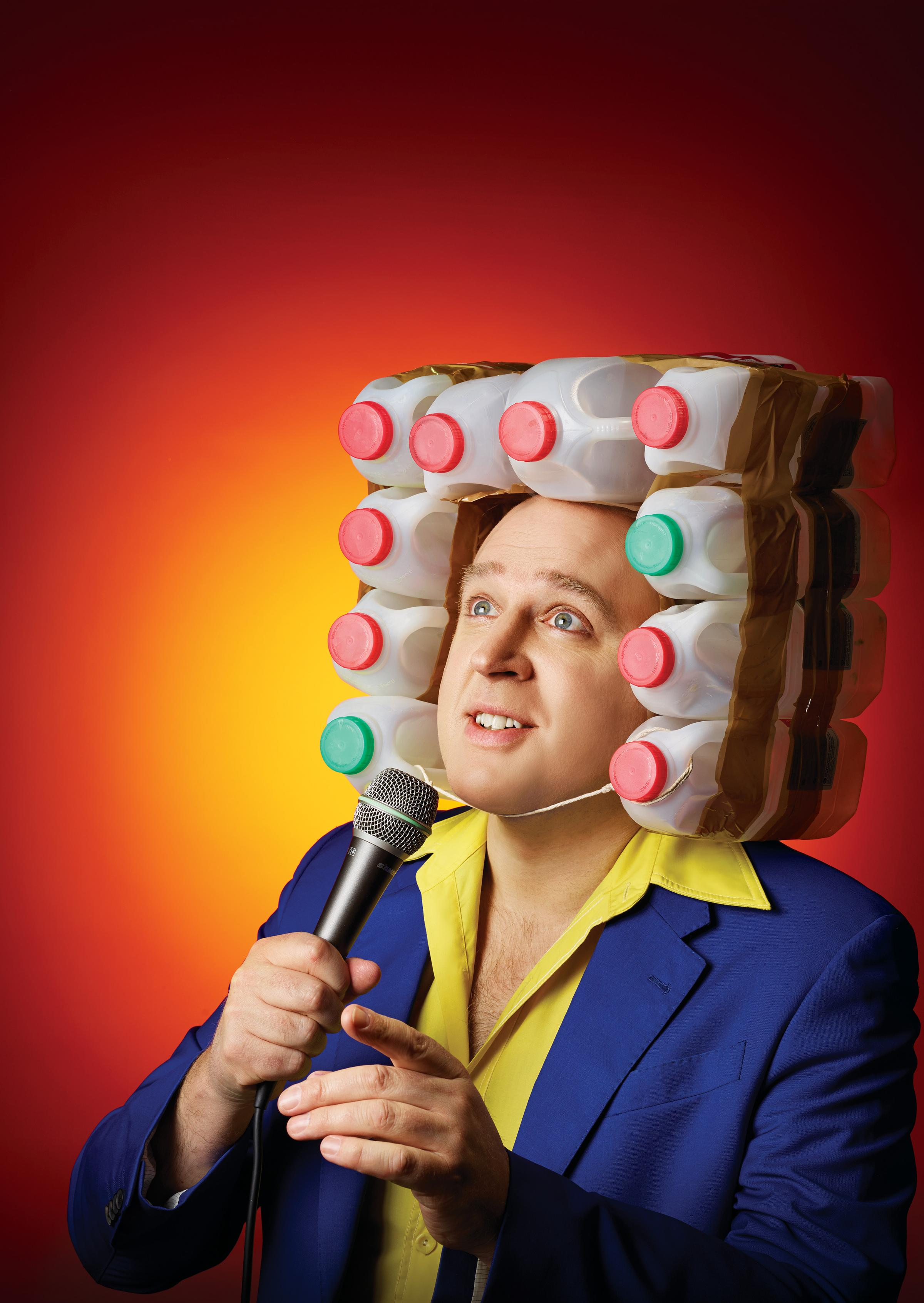 JUST ANNOUNCED: Tim Vine's Sunset Milk Idiot show to come to Warrington