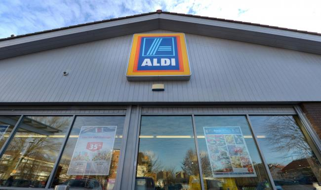 Aldi promises to give away leftover food to charities on Christmas Eve