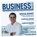 Warrington Guardian: business network nov cover