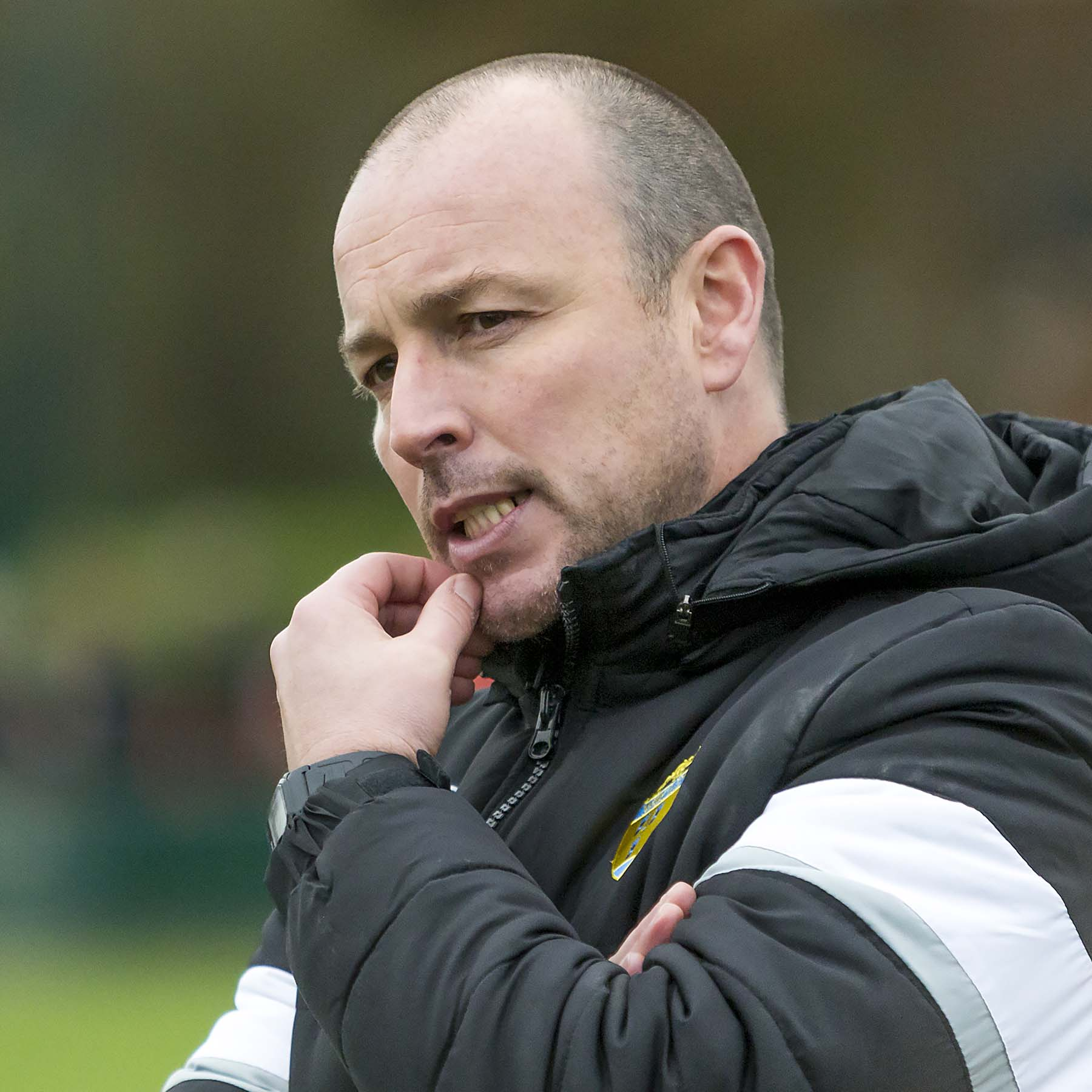 Yellows boss Paul Carden. Picture by John Hopkins