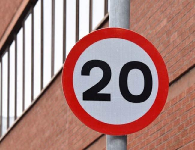 LETTER: Confusion is leading to motorists speeding at double the limit