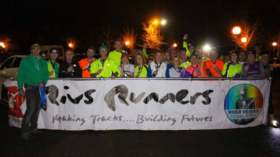 Members of Lymm Runners