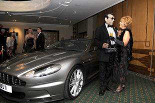 Bond 'stars' have a ball for rugby club