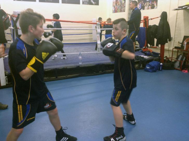 Meet the Phoenix Fire Boxing Club family | Warrington Guardian