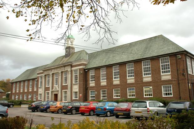 Warrington Guardian: Warrington's most oversubscribed school, Sir Thomas Boteler Church of England High School 	mbc111108
