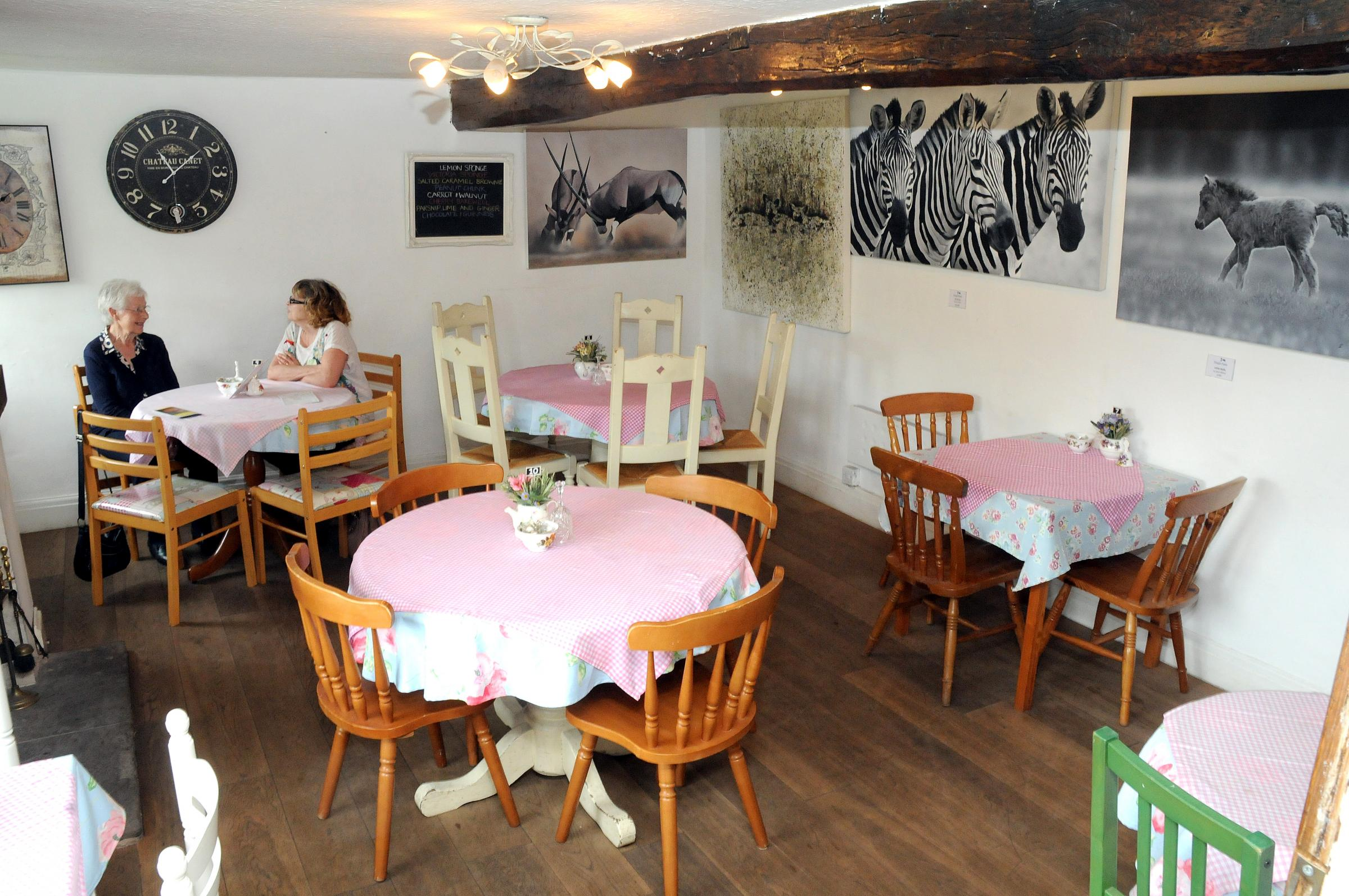 Dingle Farm Tea Room will close permanently at the end of January.