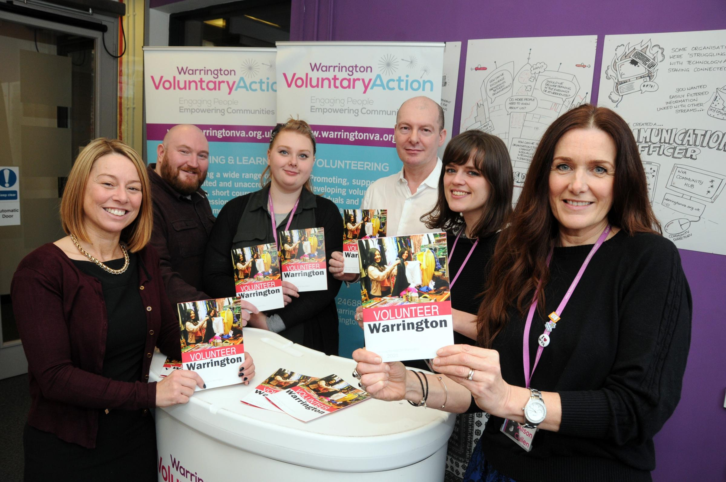 Make 2018 your time to take on some volunteering