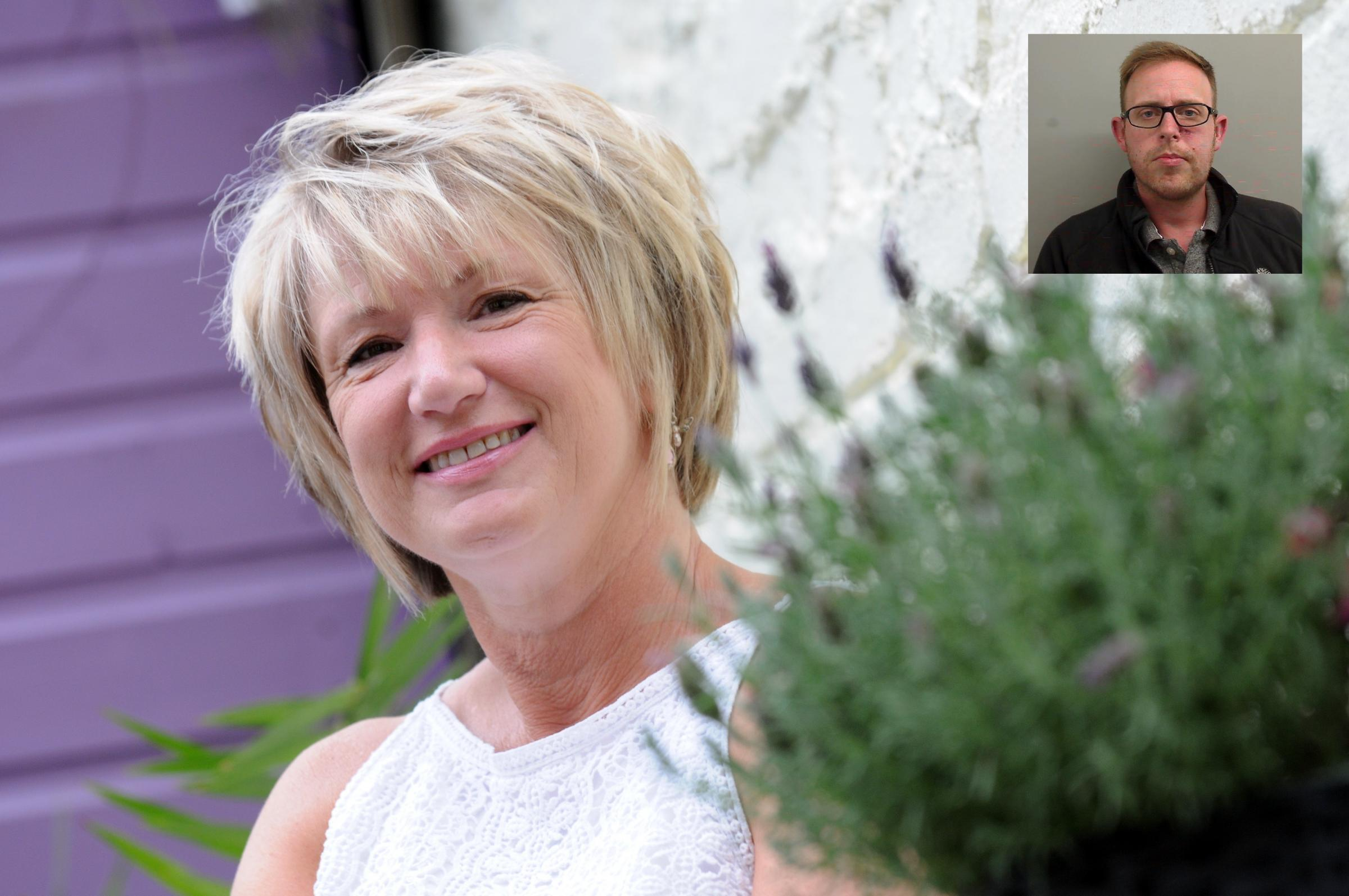 Helen Gundry has spoken of her shock after her estranged husband Daniel was jailed for bigamy.
