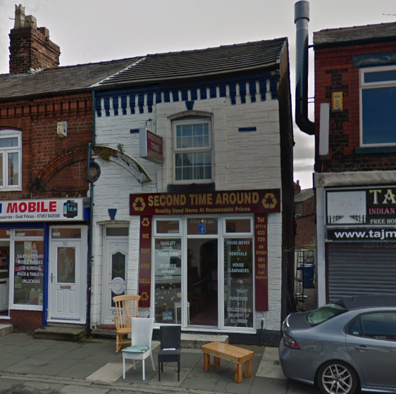 Second Time Around on Orford Lane could be turned into a takeaway. Picture by Google Maps.