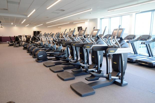 Warrington Guardian: New sankey hub gym   first looks DG020218.