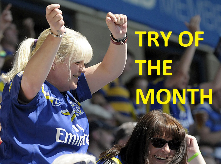 Vote for Wire try of the month for June