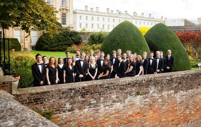 The Choir of Clare College