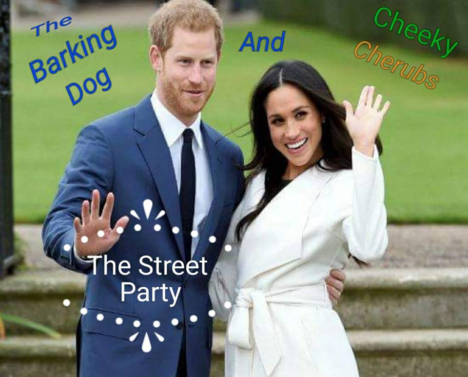 Royal Wedding Street Party