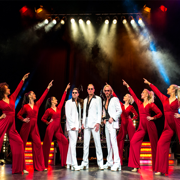 Get set for disco fever with Bee Gees tribute fresh from the West End