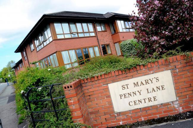 St Mary's Care Centre in Burtonwood