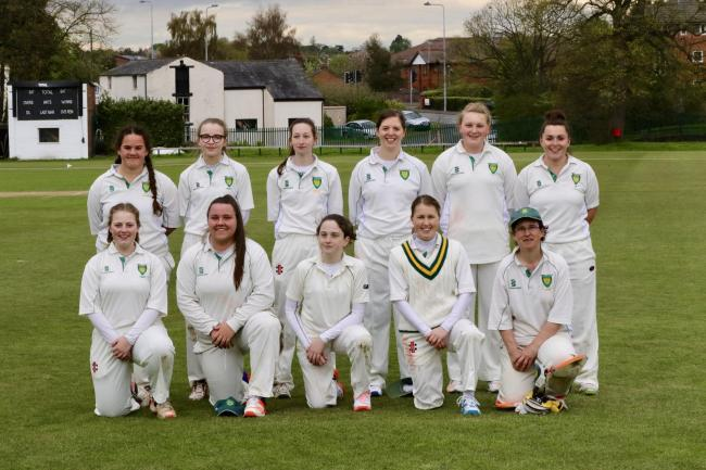 Appleton Tigers cricket team, who made it two wins from two outings at the weekend