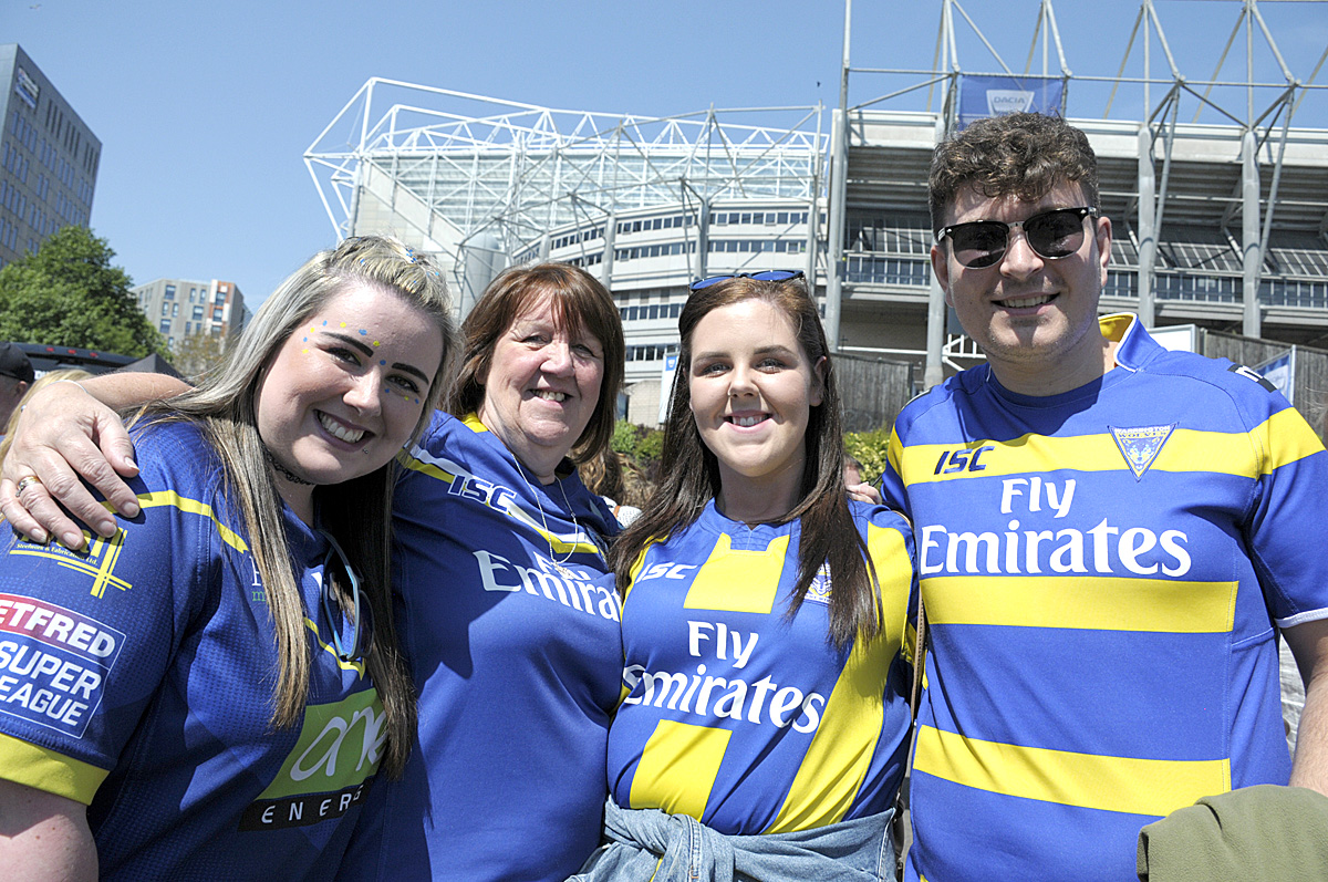PHOTO GALLERY: Wire fans soak up Magic  Weekend atmosphere