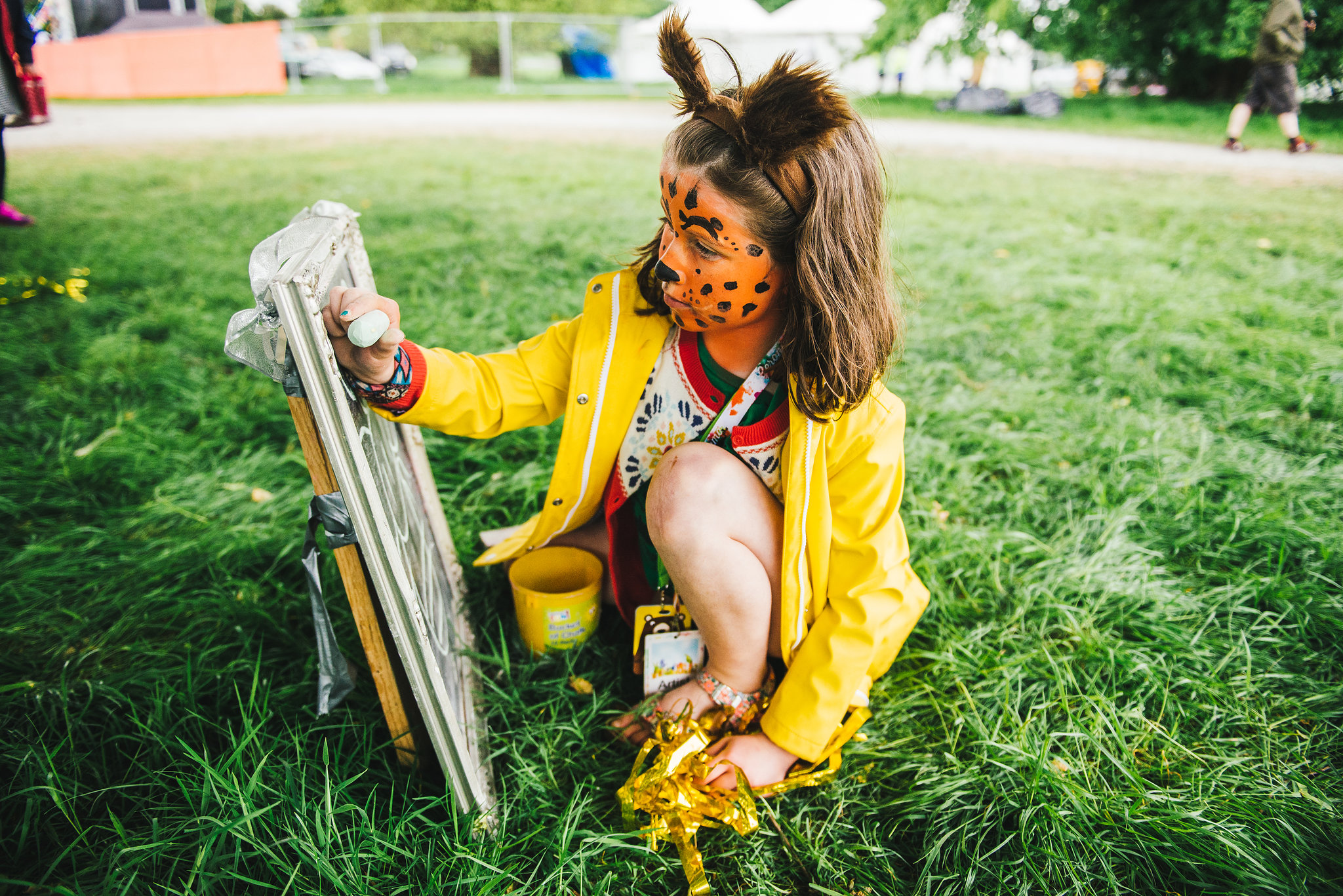 WIN: Chance for your whole class to be at Geronimo Festival at Arley Hall