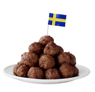 You can now book Ikea Warrington for your Valentine's meal (and of course meatballs are on the menu)