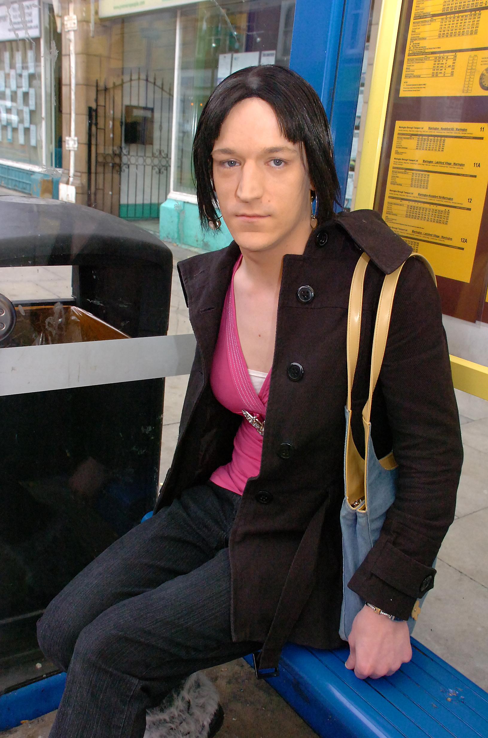 Transsexual northwest uk